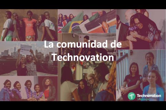 Portada Technovation Challenge
